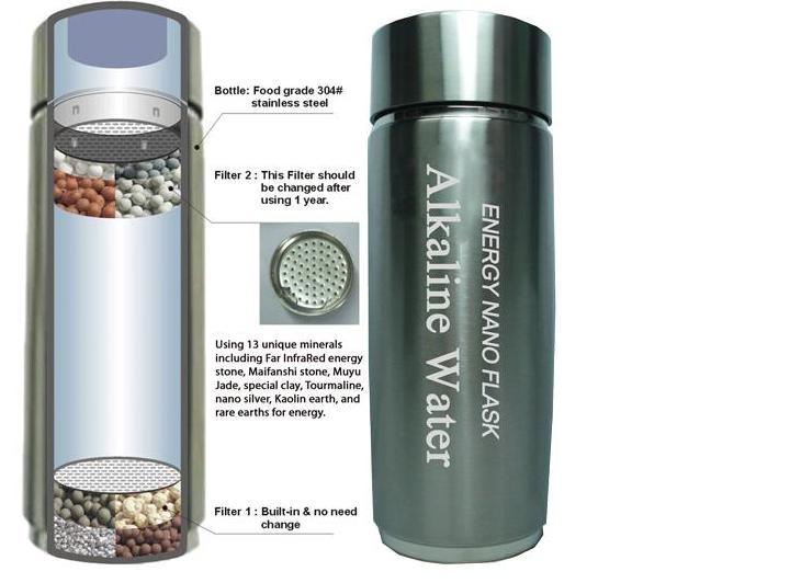 供应能量水杯 磁化水杯 氢水杯(ehm-c1外贸原单)