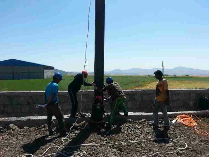 13585898115专业设计制作安装钢结构厂房